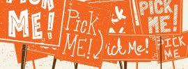 pick me signs